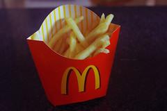 Fast food. ( n e t t i e) Tags: food mcdonalds fries