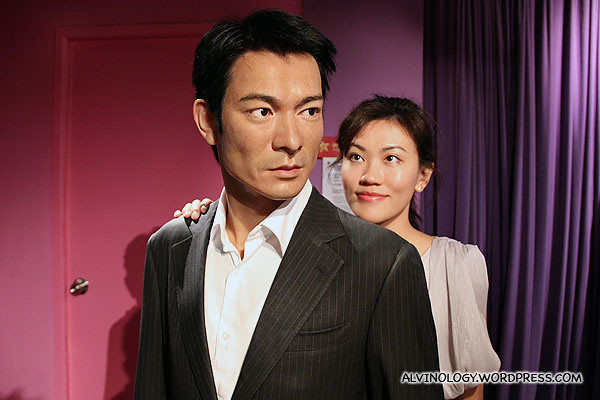 The ever dashing Andy Lau