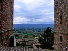 Panorama 5 (Birnardo) Tags: panorama italia convento assisi umbria abbazia sanfrancesco frati otw digitalcameraclub abigfave flickraward flickrestrellas absolutelystunningscapes