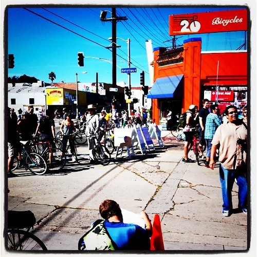 Ciclavia 2010 by Jory (Flickr)