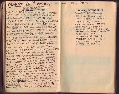 1954: October 9-10