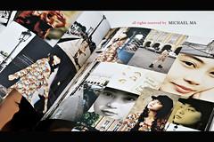 観月ありさ ARISA MIZUKI 寫真集 1993年 內頁