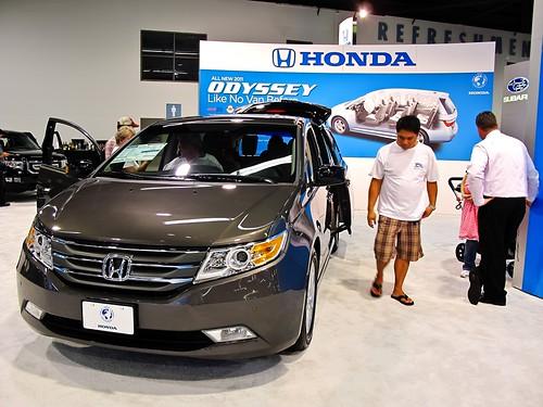 OC Auto Show - Honda