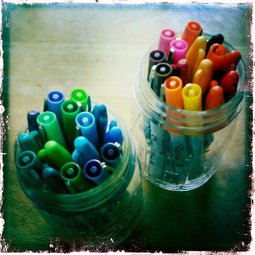 Sharpies!
