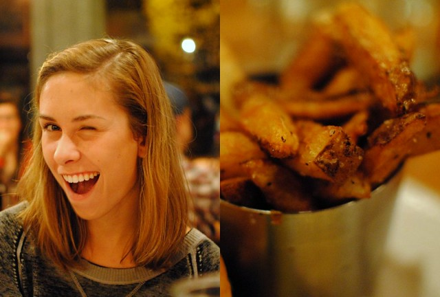 izzie/truffled fries
