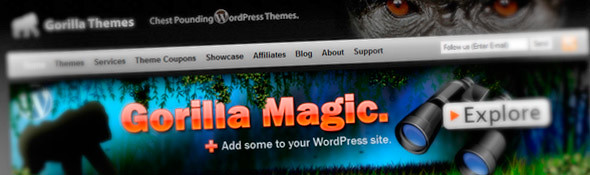 WordPress Themes | Gorilla Themes