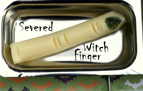 witch finger