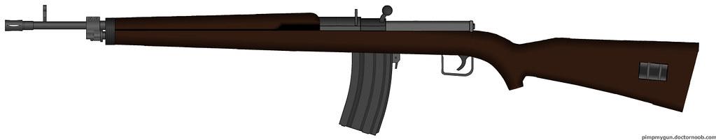Gewehr 143/76 (Final)