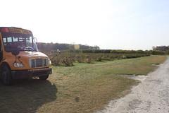 Preston's first field trip