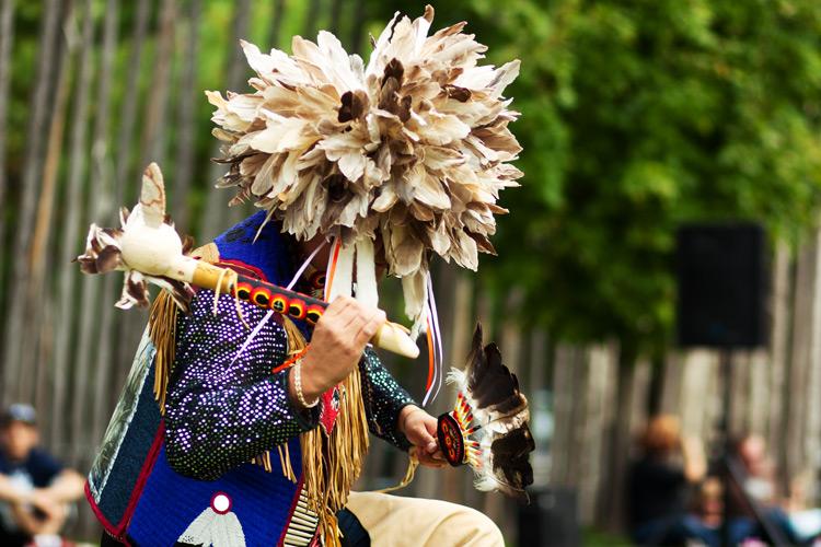 Dancing Indians III