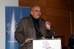 O καθηγητής του τμήματος αρχιτεκτόνων της Πολυτεχνικής Σχολής του ΑΠΘ, Νίκος Καλογήρου