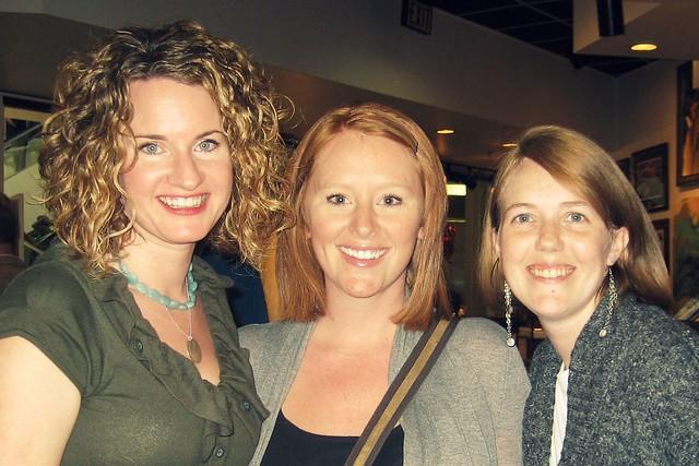 Lisa, Becca & Beth