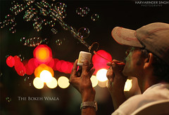 The Bokeh Waala (Harvarinder Singh) Tags: india bokeh bubbles mela ludhiana bubblesbokeh bokehistan harvarindersinghphotography harvarindersingh