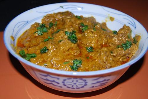 nasi goreng en kerrie van midden Jawa