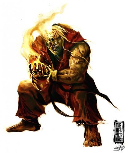 Street Fighter_Ken