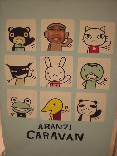 Aranzi World Caravan 2010 (12)