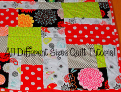 different sizes quilt
