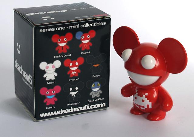 d25f0731bde1 Deadmau5 Mini Collectibles Launch by OddCo