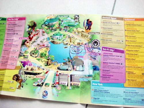 Universal Studio Singapore -  (2)