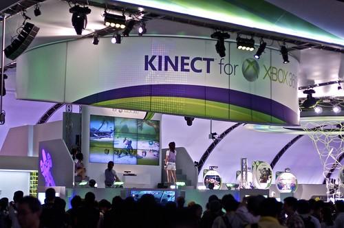 Xbox Kinetic