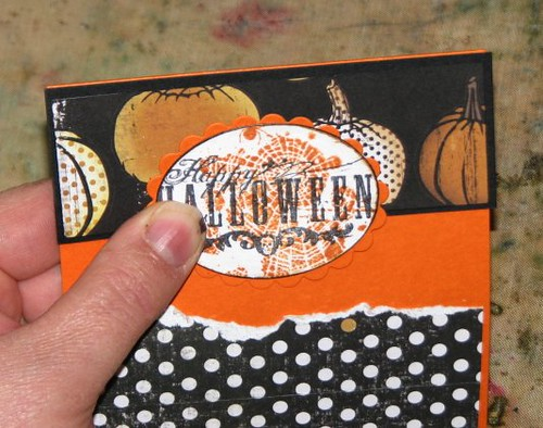 Quick Halloween Treat Bags 003
