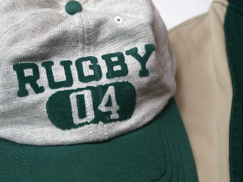 Rugby / Cotton Jersey Rugby Cap