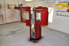 """1941 Wayne 100R Sidearm Gas Pump Converted To A Soda Fountain • <a style=""""font-size:0.8em;"""" href=""""http://www.flickr.com/photos/85572005@N00/5094486373/"""" target=""""_blank"""">View on Flickr</a>"""
