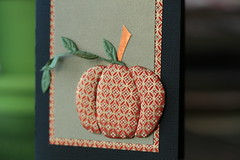 Japanese Paper Quilting Class- October 2010 (Craft Fancy) Tags: halloween cards october halloweencards craftfancy japanesepaperquilting