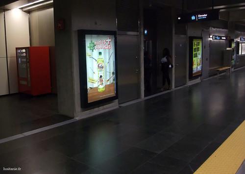 Cais do metro