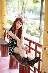 [フリー画像] 人物, 女性, アジア女性, 201105132100