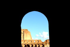 Window (CarliColorful) Tags: old windows light sky people italy cloud rome roma window smile backlight clouds mouth early ancient ruins kiss italia nuvole antique ruin smiles kisses colosseum persone finestra vision baci cielo vista sorriso antico bocca luce bacio controluce colosseo vecchio finestre sorrisi ruderi