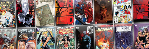 Digital Comics Store Update (20th October 2010)