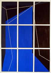 Karolina Zdunek Blue Window 2010