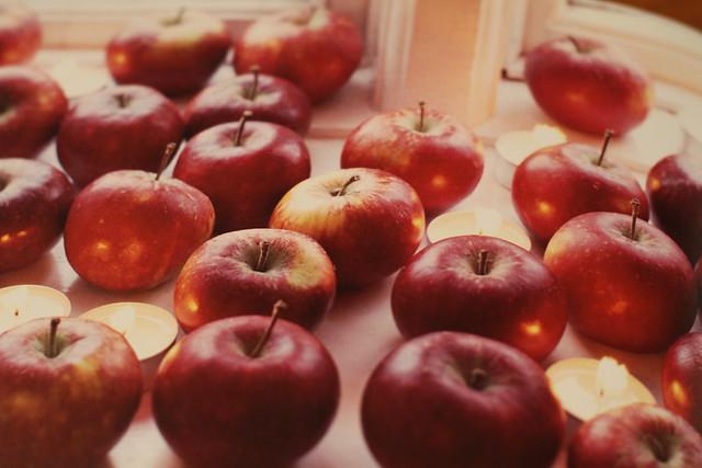 Røde epler