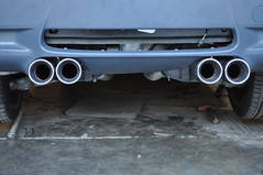 "M3 Stainless REMUS exhaust • <a style=""font-size:0.8em;"" href=""http://www.flickr.com/photos/85572005@N00/5097952934/"" target=""_blank"">View on Flickr</a>"