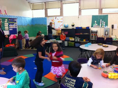 Ezra's class
