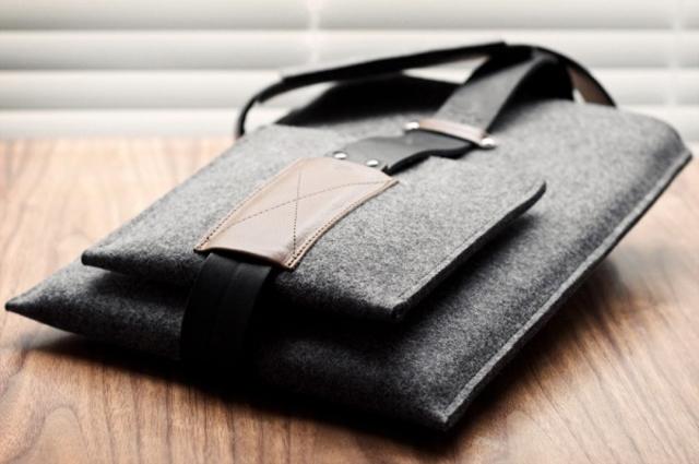 Hard Graft Macbook sleeve 04