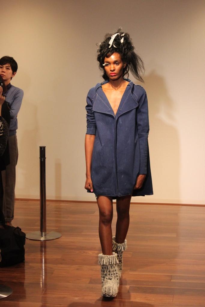 """Naoshi Sawayanagi Collection """"Japan Fashion Week in TOKYO 2010″ (13)"""