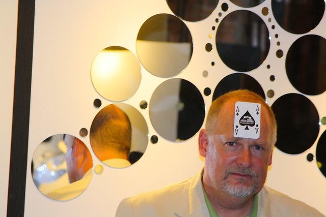 Peter Gabriel's Ace