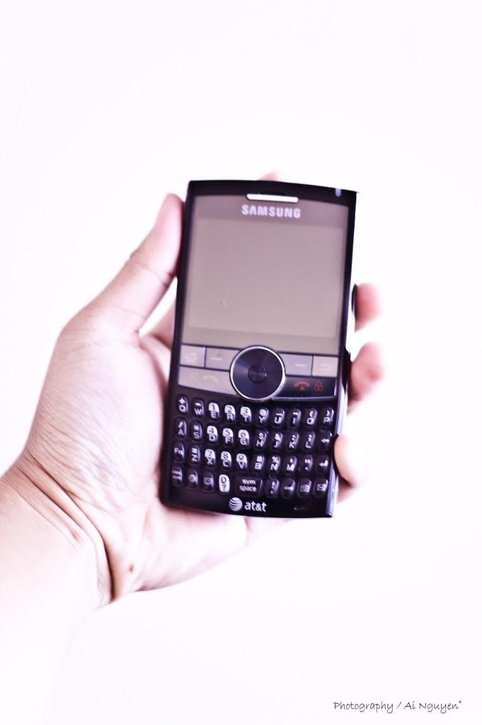 [Samsung Blackjack 2] 63