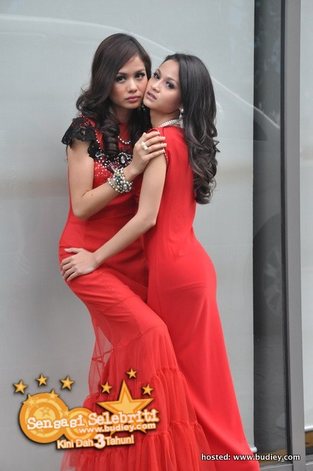 Syarifah Amani & Liyana Jasmay