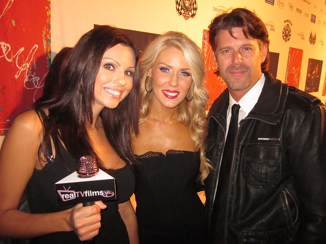 Krystle Lina, Gretchen Rossi, Slade Smiley, The Housewives of Orange County, Cosmic Starship