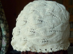 Amana Star baby bonnet #2