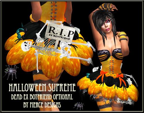 halloween supreme
