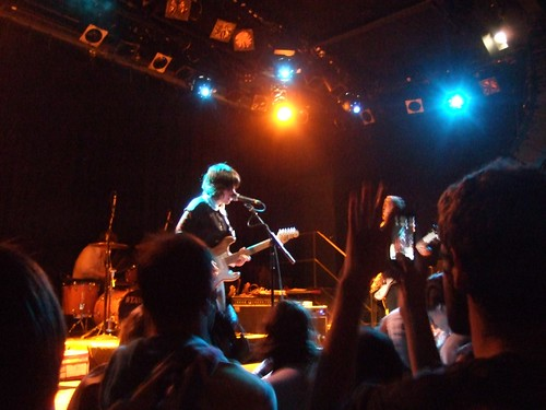 Screaming Females @ Music Hall of Williamsburg (CMJ 2010)