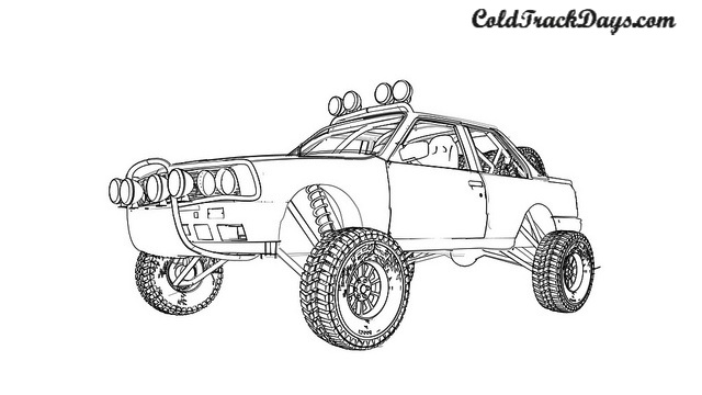 NEWS // CASWELL TO BUILD BAJA BIMMER @ SEMA