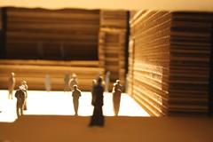la luce sul cortile (leo mansueto) Tags: venice canon eos exhibition plastico biennale venezia d1000
