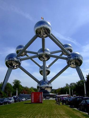 Atomium, Brussels[3]