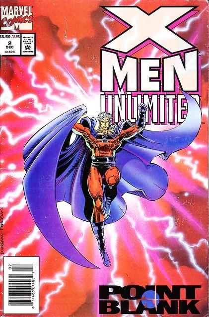 X-Men Unlimted 002-00