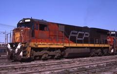 Scan563 (Mexican Subway and Trains) Tags: chihuahua de mexico trenes rail trains mexican rails pacifico locomotora nacionales fcp ferrocarriles ferrocarril chepe fnm ndem